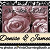 10-4-15 Denise and James Wedding logo - Ver  2