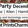12-11-15 Booz Allen Hamilton Holiday Party logo