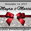 11-14-15 Mayra and Martin Wedding logo