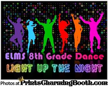 5-12-17 ELMS 8th Grade Dance logo