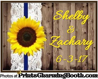 6-3-17 Shelby & Zachary Wedding logo