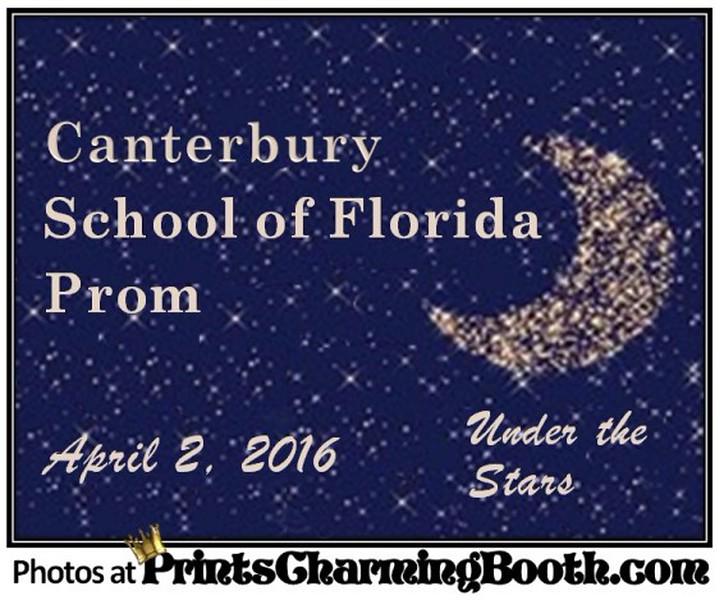 4-2-16 Canterbury High School Prom logo