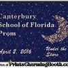 4-2-16 Canterbury High School Prom logo