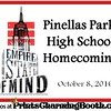 10-8-16 Pinellas Park High School Homecoming logo