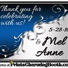 5-28-16 Mel and Anne Wedding logo