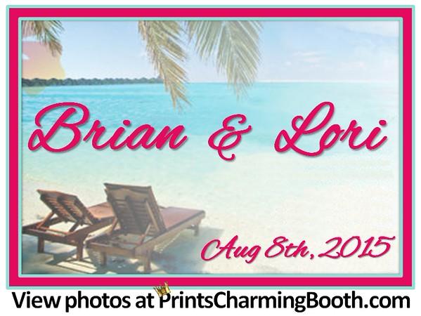 8-8-15 Brian and Lori logo