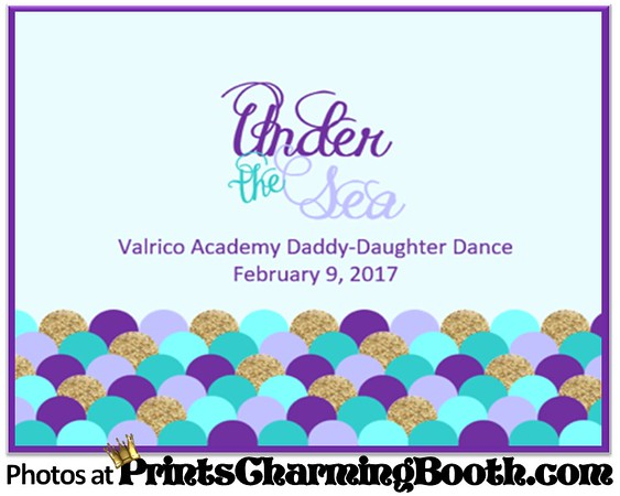 2-9-17 Valrico Academy Daddy-Daughter Dance logo