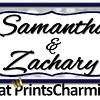 10-10-15 Samantha and Zachary Wedding logo - 4 strip format