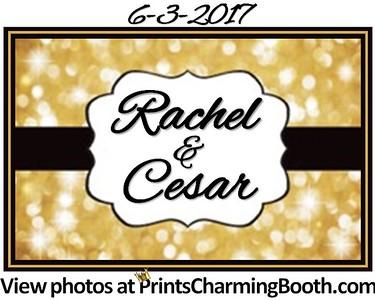 6-3-17 Rachel & Cesar Wedding logo 2