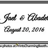 8-20-16 Jael and Abader Wedding logo