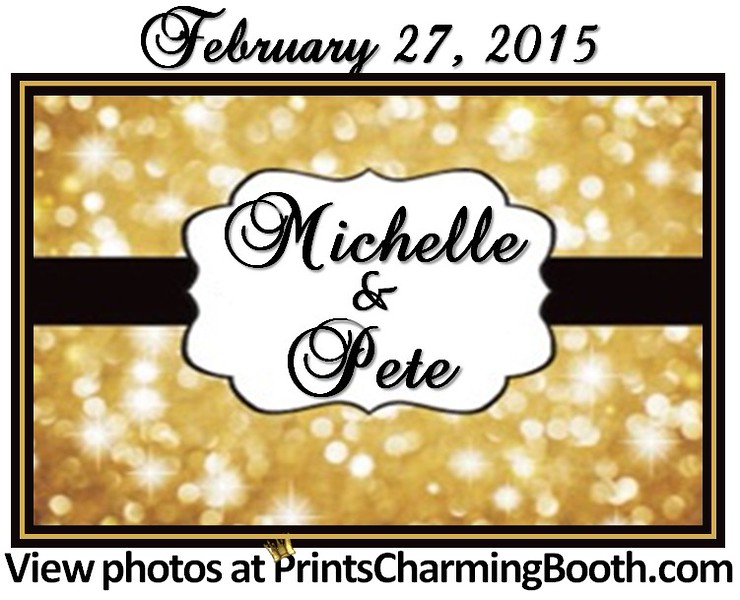 2-27-16 Michelle and Pete Wedding logo