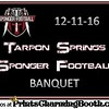 12-11-16 Sponger Football Tarpon Springs High School logo