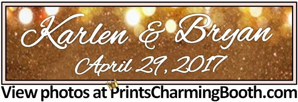 4-29-17 Karlen and Bryan Wedding logo