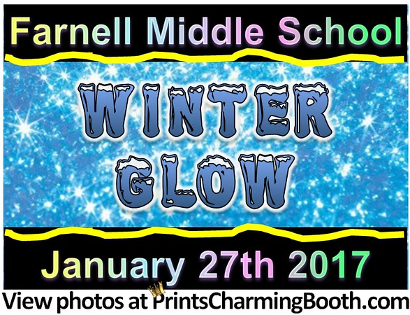1-27-17 Farmell Winter Glow Party logo