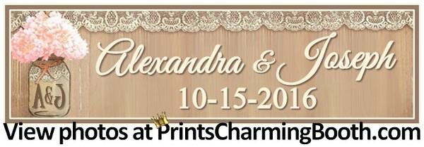 10-15-16 Alexandra and Joseph Wedding logo - option 1