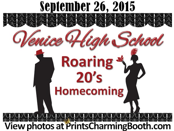 9-26-15 Venice High School Homecoming