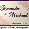 9-19-15 Amanda and Michael Wedding logo