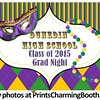 6-4-15 Dunedin High School Grad Night logo