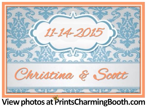 11-14-15 Christina and Scott Wedding logo