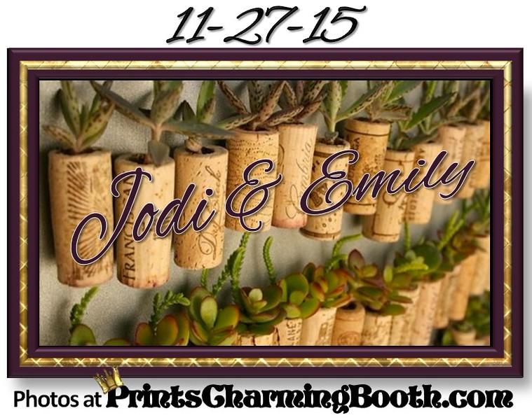 11-27-15 Jodi and Emily Wedding logo