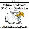 6-8-16 Valrico Academy 5th Grade Graduation logo