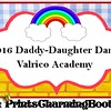 2-4-16 - 2016 Daddy-Daughter Dance Valrico Academy logo