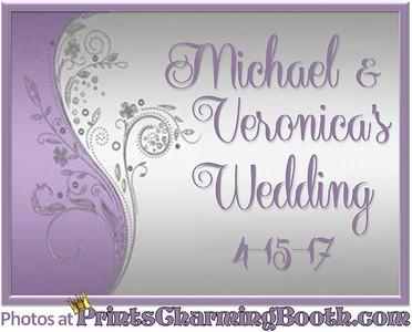 4-15-17 Michael and Veronica Wedding logo