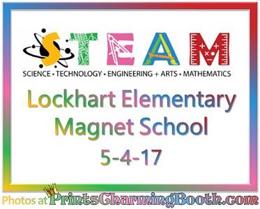 5-4-17 Lockhart Elementary STEAM logo