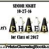 10-27-16 Senior Night logo