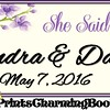 5-7-16 Sondra and Dan Wedding logo