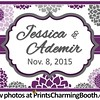 11-8-15 Jessica & Ademir Wedding logo