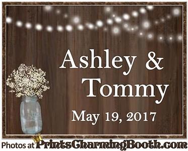 5-19-17 Ashley & Tommy Wedding logo