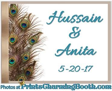 5-20-17 Hussain and Anita Wedding logo