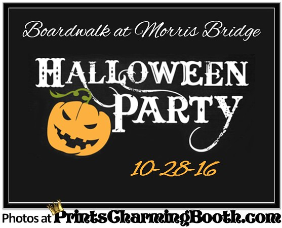 10-28-16 Boardwalk at Morris Bridge Halloween Party logo