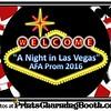 4-23-16 Farragut Academy 2016 Prom - A Night In Las Vegas logo