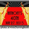 6-27-15 Anthony's 40th logo