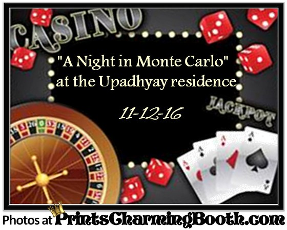 11-12-16 A Night in Monte Carlo at the Upadhyay residence logo