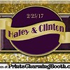 2-25-17 Haley & Clinton Wedding logo - revised