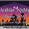 3-31-17 Arabian Nights Ridgewood High School logo