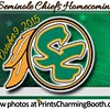10-9-15 Seminole Chiefs Homecoming Logo