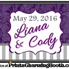 5-29-16 Liana and Cody Wedding logo