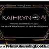 12-29-15 Kathryn and AJ Wedding logo