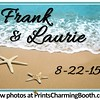 8-22-15 Frank and Laurie Wedding logo
