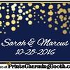 10-28-16 Sarah and Marcus Wedding logo