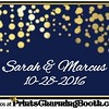 10-28-16 Sarah and Marcus Wedding logo