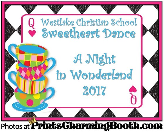 2-11-17 Westlake Christian School Sweetheart Dance logo