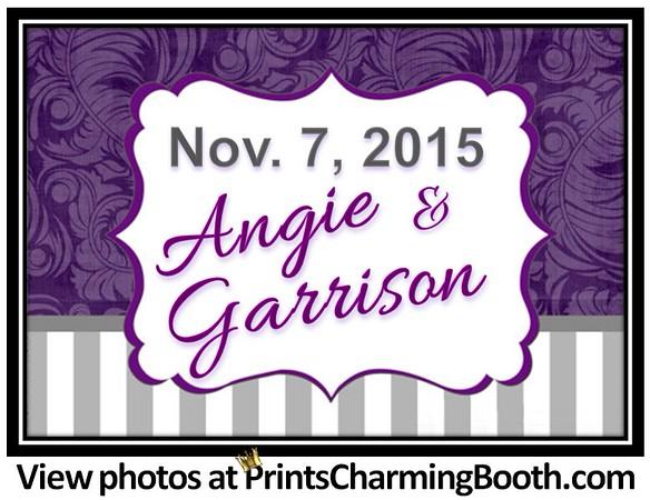 11-7-15 Angie and Garrison Wedding logo