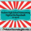 10-29-16 Hudson High School Homecoming logo