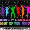 5-19-17 Benito's 8th Grade Dance logo