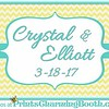 3-18-17 Crystal and Elliott Wedding logo